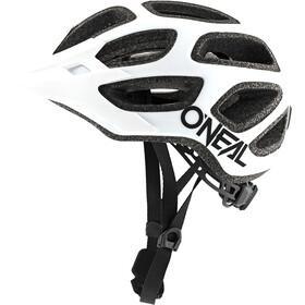 ONeal Thunderball 2.0 casco per bici Solid bianco/nero